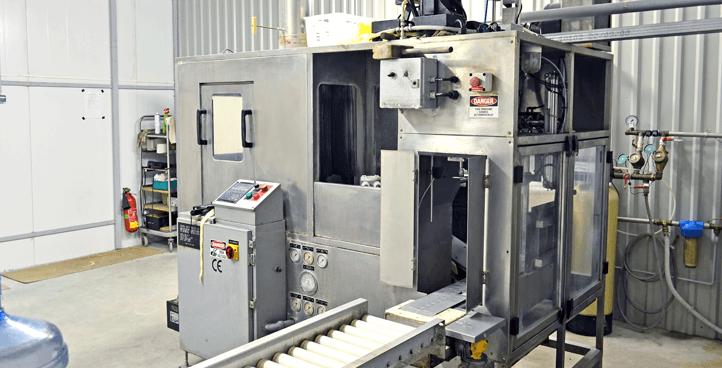 Machines automatisées